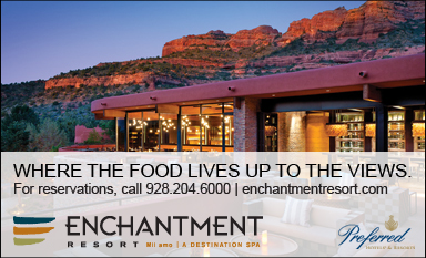 Yavapai Restaurant at Enchantment Resort