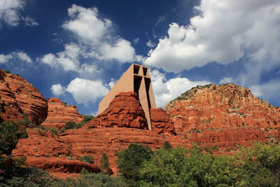 Photo of Chapel of the Holy Cross located in Sedona, AZ