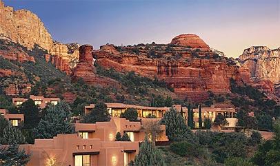Enchantment Resort Sedona Spa