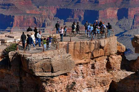 Mather Point Grand Canyon