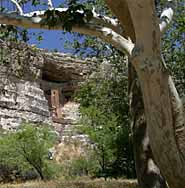 Picture of Montezuma Castle Near Camp Verde AZ