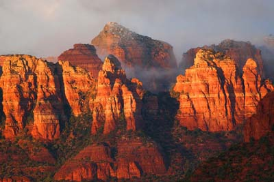 Distance From Sedona To Phoenix >> Driving Distance And Directions To Sedona From Phoenix